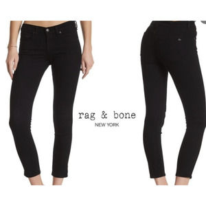 NWT Rag & Bone Liberty Capri Jeans